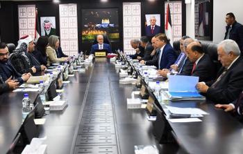 خلال جلسته اليوم الثلاثاء 05/03/2019.. مجلس الوزراء يهنىء الاحصاء