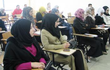 القدس المفتوحة في سلفيت تحتفل بتكريم الطلبة المتفوقين