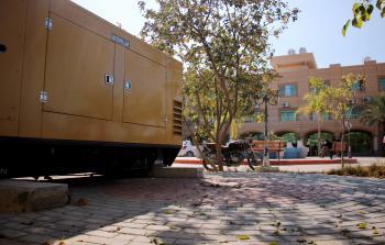 مستشفى الوفاء الطبي بغزة مهدد بتوقف خدماته