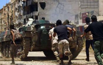 """""""غضب الصحراء"""" حملة عسكرية للجيش الليبي جنوبي البلاد"""