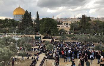 رأفت يحيي صمود وبسالة أبناء شعبنا في القدس المحتلة