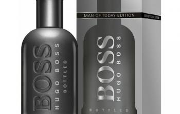 كن رجل اليوم: في كلّ ساعة من كلّ يوم مع BOSS BOTTLED
