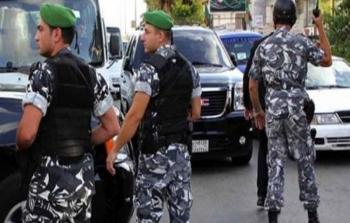 الأمن اللبناني: الشبكات الاسرائيلية فاعلة في لبنان