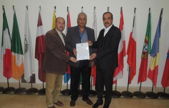 جمعية رجال الاعمال تسلم الاتحاد الاوروبي رسالة عاجلة لإنقاذ القطاع الخاص بغزة