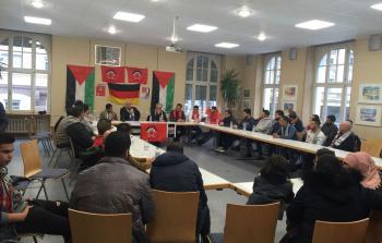 باير ميونيخ تحيي أولى فعاليات الذكرى ال49 لانطلاقة الجبهة الديمقراطية لتحرير فلسطين