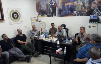 اللجان الشعبية تفتتحُ مقرًّا لها في البقاع الأوسط بلبنان وتعقد اجتماعا لها في مخيم شاتيلا