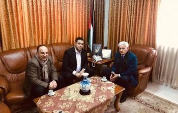 زكي: الجاليات الفلسطينية في أوروبا ينبغي أن تأخذ دورها الوطني