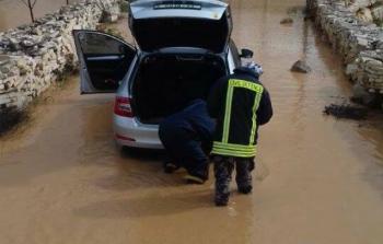 الدفاع المدني يتعامل مع 278 حادث إطفاء وإنقاذ خلال أسبوع