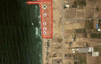 بالفيديو والصور .. الاحتلال يدمّر نفقًا تحت الماء لحركة حماس في غزة
