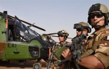 مقتل عشرة مسلحين في عملية فرنسية بمالي