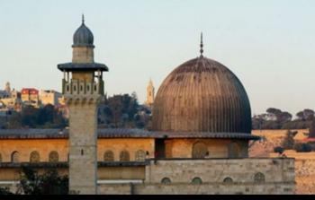 أوقاف القدس: الجدار الشرقي للأقصى بحاجة ماسة للترميم والصيانة