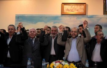 قيادي بحماس: كرة المصالحة في ملعب حركة فتح