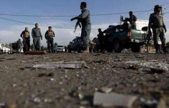 """عشرات القتلى والجرحى بهجوم """"داعشي"""" في أفغانستان"""