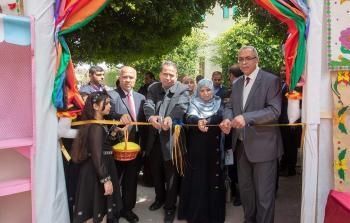 انطلاق فعاليات احتفالية يوم الطفل الفلسطيني – بسمة لا تغيب في الكلية الجامعية للعلوم التطبيقية