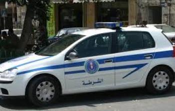الشرطة تضبط حافلة نقل طلاب بحمولة زائدة بلغت 15 طالب بالخليل