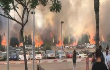 حرائق الغابات تتوسع بأوروبا وتحذيرات من ارتفاع قياسي بالحرارة