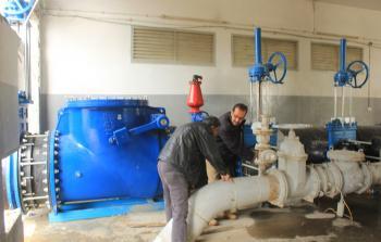 دائرة الصيانة في بلدية غزة تصدر تقريرها عن العام المنصرم 2017