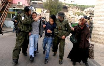 إعلام الأسرى: 100 حالة اعتقال خلال يناير الماضي في الخليل