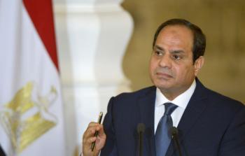 السيسي يخاطب المصريين: