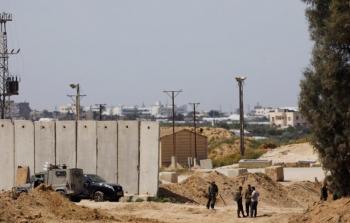 الاحتلال يطلق النار صوب نقطة للضبط الميداني شرق رفح