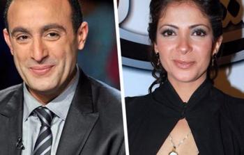 أحمد السقا و منى زكي يتصدران الاعلان الدعائي لـ