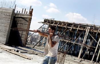 2017 الاسوأ في حياة عمال غزة