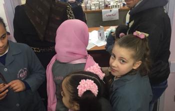 استكمال الايام الصحية لجمعية الاطباء الرساليين الايرانية في مخيم عين الحلوة
