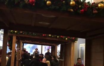 فيديو:سرقة مول تجاري في مصر ليلة رأس السنة