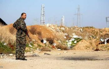 النظام السوري يسيطر على بلدتين في الغوطة الشرقية