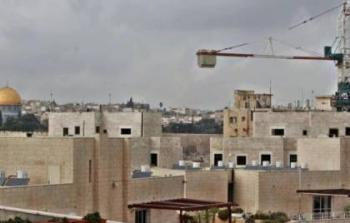 توقيع اتفاقية لبناء 23 ألف وحدة استيطانية في القدس المحتلة