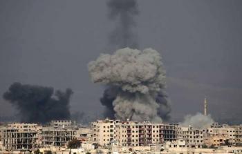 روسيا تنفي مسؤوليتها عن قصف الغوطة الشرقية