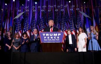 في خطاب النصر.. ترامب يتعهد بالعمل من أجل كل الأميركيين