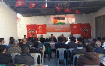 «الوحدة العمالية» تعقد مؤتمرها الثامن بمحافظة غرب غزة وتنتخب قيادة جديدة لها التأكيد على استعادة الحركة النقابية لدورها في قيادة مطالب العمال والدفاع عنهم