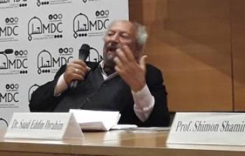 سعد الدين إبراهيم يواصل السقوط في بئر التطبيع ويجرى حوارا مع تلفزيون الاحتلال:إسرائيل دولة ديمقراطية وأزوها منذ 20 عاما