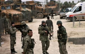 أردوغان يعلن السيطرة على مركز عفرين.. والقوات الكردية تنسحب من المدينة