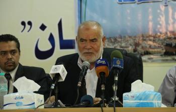 د. بحر: نرحب بأي مساعدات إنسانية لغزة ولن يكون مقابلها أي ثمن سياسي