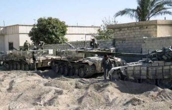 مسؤول كردي: الجيش السوري في عفرين خلال يومين