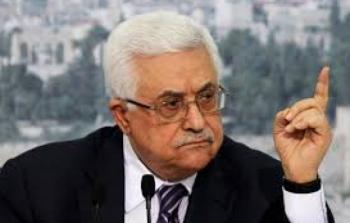 الرئيس عباس: المصالحة الفلسطينية مصلحة وطنية عليا