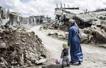 الأمم المتحدة تدعو لوقف المعارك شهراً في سوريا