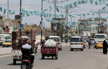 الشارع العراقي