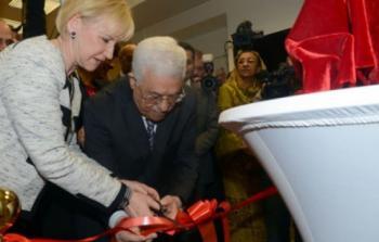 الرئيس محمود عباس يشارك بافتتاح مسجد وكنيسة في مصر