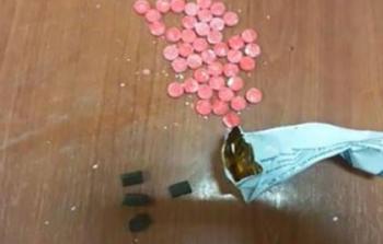 طريقة جديدة لتهريب المخدرات إلى غزة