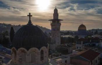 إسرائيل بصدد فرض ضرائب على ممتلكات الكنائس بالقدس
