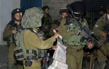 الاحتلال يُسلّم أمر اعتقال لأمين سر