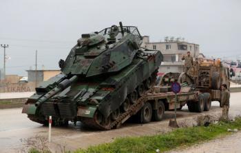 تركيا تقصف شمال سوريا استعدادا لاجتياحها والأكراد يتوعدون أردوغان
