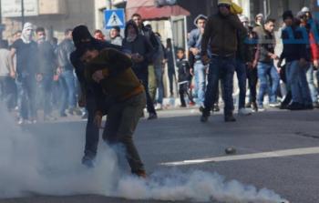 شهيد و إصابات بـمواجهات مع الاحتلال في الضفة وغزة