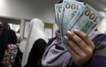 الأموال القطرية إلى غزة.jpg