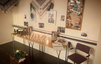 جمعية الرؤيا الفلسطينية بالسويد تُحيي الذكرى الـ16 لاستشهاد الزعيم الأممي ياسر عرفات