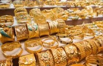 أسعار الذهب في فلسطين بالدولار والشيكل