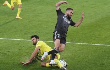 فياريال يفرض التعادل على ريال مدريد في